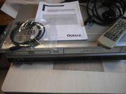 DVD-Spieler VHS-Hi-Fi-Stereo Videorecorder Kombi DV-VCR
