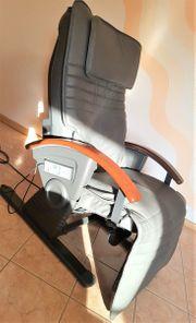 Perfektes Weihnachtsgeschenk -Massagestuhl Alfa Techno-Rollbar -