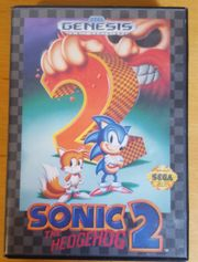 Sonic The Hedgehoc 2 Sega
