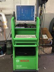 Bosch BEA 850 Abgas und