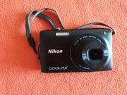 Nikon Digital Camera Coolpix S3300