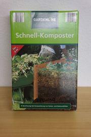 Schnell-Komposter 5 kg ungeöffnete Packung