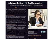 Lohnbuchhalter Sachbearbeiter mwd im Personalwesen