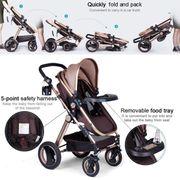 Sportwagen und Zubehör Babyschale Kinderwagen