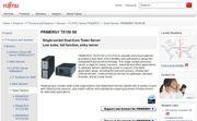 Fujitsu Siemens PRIMERGY TX150 S7