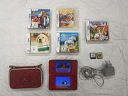 Nintendo DS Spiel Konsole mit