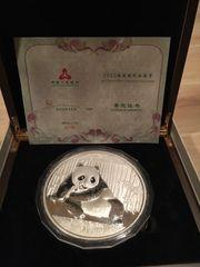 1 KG Münze Silber 2015