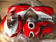 Verkleidung komplett mit Tank Ducati
