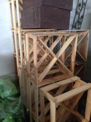 Dekorative Elemente aus Holz