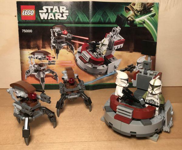 LEGO Star Wars 75000 - Clone