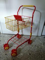 Einkaufswagen Kinder
