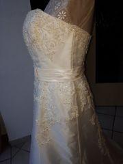 Verkaufe NEUES Brautkleid Gr 38