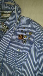 khujo vintage hemd Bluse Damen