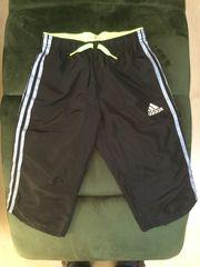 ADIDAS Sporthose dreiviertel lang Größe