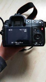 Spiegelreflexkamera SONY Alpha A350
