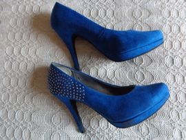 Schuhe, Stiefel - Damen-Schuhe Pumps High Heels Gr
