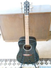 Fender Westerngitarre CD 60 BLK