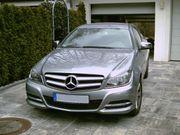 Mercedes-Benz C 180 Coupe CGI