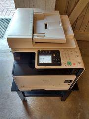 Cannon Kopierer und Drucker wegen
