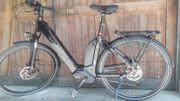 E-Bike so gut wie neu