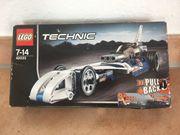 Lego Technic 42033 Action Raketenauto