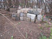 Granitpflastersteine 11 x 11 cm
