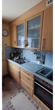 Einbauküche mit Geräte zu verkaufen