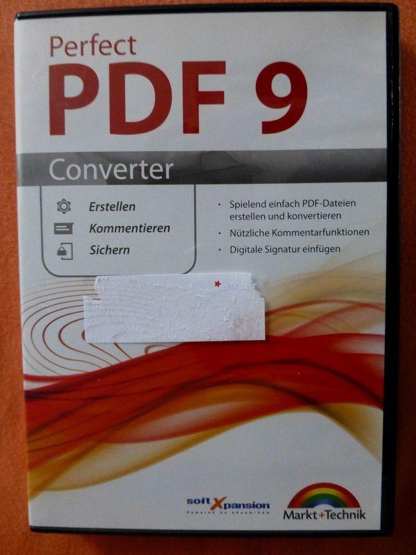 Perfect PDF 9 Converter