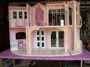 Barbiehaus mit vielen zubehör