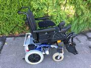 Elektrorollstuhl Rollstuhl