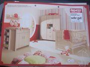 Kinderzimmer Wellemöbel Mia Schrank Bett