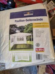 Pavillon Seitenwände