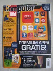 Zeitschrift Computer Bild mit DVD