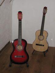 Konzert- Kindergitarre Leicht zu bespielen
