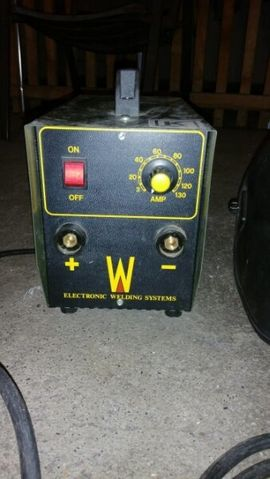 KFZ-Werkzeug, Werkstattausrüstung - Elektroden Schweißgerät