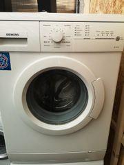 Waschmaschine Siemens mit AQUASTOP kostl