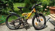 Kinderfahrrad 20 KTM - Kinder-Mountainbike 7-Gänge