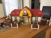Playmobil Reiterhof Megapaket zu Weihnachten