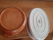 Konvolut an Porzellan und Keramikteilen