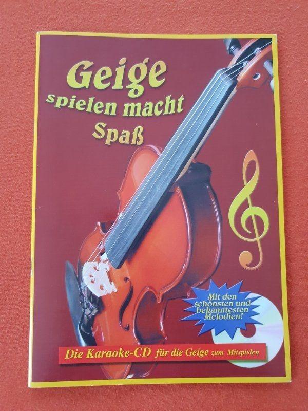 Geige Spielen mach Spaß