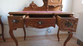 Barock-Schreibtisch mit Aufsatz: Kleinanzeigen aus Hockenheim - Rubrik Sonstige Möbel antiquarisch