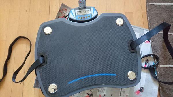 Skandika 500 Vibrationsplatte