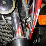 Suche Verkleidungshalter für Honda VF1000