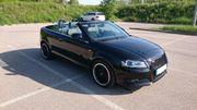 Audi A3 Cabrio S Line