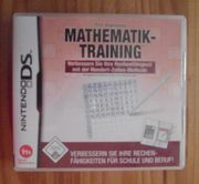 Nintendo DS Spiel Mathematik Kawashima