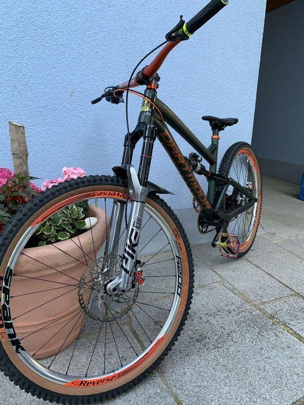 Dartmoor Blackbird 27 5 Enduro