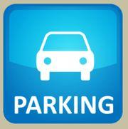 Garagenplatz Parkplatz