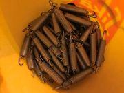 Stahlfedern für Trampolin 305 gut