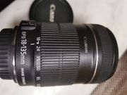 CANON Objektive EFS 18-135 mm