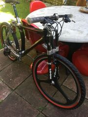 GT STS Carbon Mountainbike